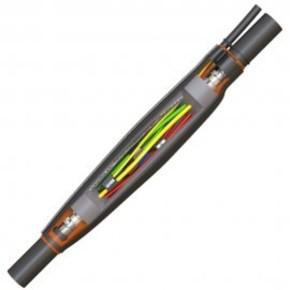 Муфта ответвительная с 5 токопроводящими жилами на кабель до 1 кв с броней Berman 5птоб-1-16/50-1,5/6 (ber00164)