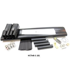 Муфта соединительная с 4 токопроводящими жилами на кабель до 1 кв с броней Berman 4стпб-1-35/50(б) (ber00186)