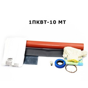 Муфта концевая с 1 токопроводящей жилой На 3 фазы до 10 кв без брони Berman 1пквт-10-800 мт (ber00251)