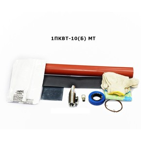 Муфта концевая с 1 токопроводящей жилой На 3 фазы до 10 кв без брони Berman 1пквт-10-800(б) мт (ber00259)