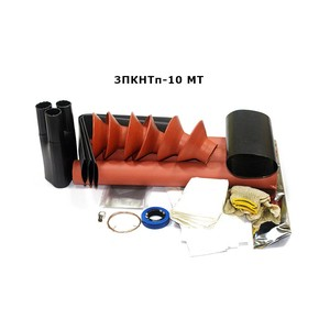 Муфта концевая с 3 токопроводящими жилами до 10 кв без брони Berman 3пкнтп-10-300/400 мт (ber00288)