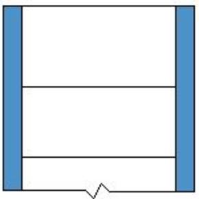 Этикетки Brady WO-1119 / 19x11мм