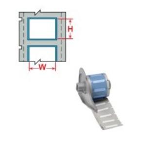 Маркер термоусадочный Brady bm71-187-1-342-2, 12.7x8.5 мм, 2000 шт