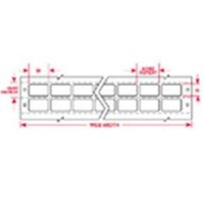 Этикетки Brady TB-T8/15-499-10 / 8x15мм, B-499