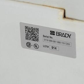 Этикетки Brady BPT-6-7563-2.5 / 38,1x19,05мм, B-7563
