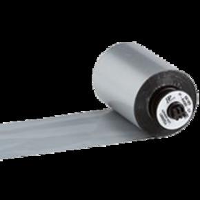 Риббон для bbp11 / 12 Brady r-4500s для принтеров bbp11 / 12, серебристый, 56x70000 мм, 1 шт.