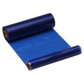 Риббон Brady R-7950B для принтеров BBP11/12, синий, 110 мм * 70 м, 1 рулон в упаковке