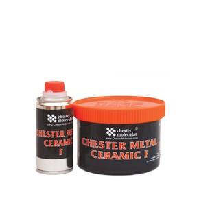 Металлополимер Chester Metal Cer-F Серый, 0.5кг