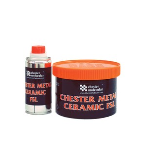 Металлополимер Chester Metal Cer-FSL Синий, 0.5кг