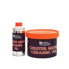 Металлополимер Chester Metal Cer-FSL Серый, 8x3кг