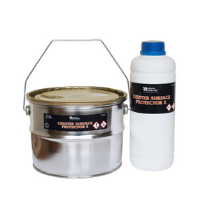 Металлополимер Chester Surface Protector E Серый, 2.5кг