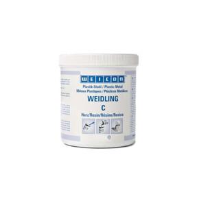 Композит эпоксидный наполненный алюминием Weicon weidling c, пастообразный, медленный (wcn10105005)