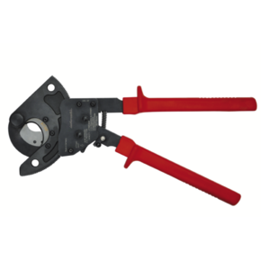 Кабельный нож с изоляцией с храповым механизмом до ø 32 мм / 240 мм² ACSR