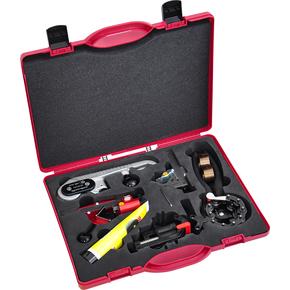 Съемник изоляции для бронированных кабелей Intercable набор