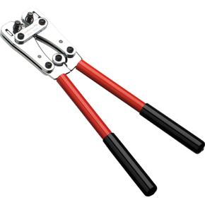 Шестиугольный обжимной инструмент для клемм итальянского типа или аналогичных механический Intercable 25-150мм2, 150 мм2