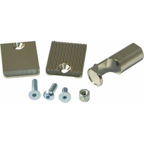 Комплект запасных частей Intercable 2 пластины,1 ролл,подходящие винты для устройства для зачистки кабеля fbs, Комплект