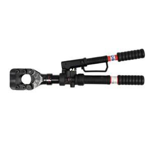 Гидравлический инструмент для резки кабеля ручной гидравлический до 45мм Intercable сталь,ACSR,медь,алюминий,с кейсом, Сталь, 45 мм