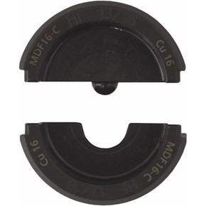 Матрица обжимная для тонких многожильных проводников серия 130 Intercable, 16 мм2, 130