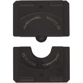 Пресс-матрица с отступом Intercable, 25 мм2
