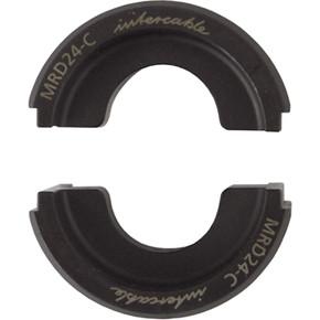 Матрица обжимная для двойных кабельных наконечников серия 130 Intercable 2x, 70 мм2, 130