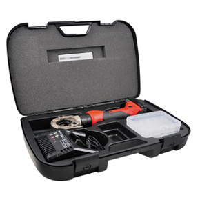 Гидравлический обжимной инструмент для матриц аккумуляторный Intercable 60 кн