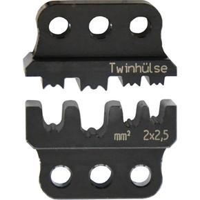 Пресс-матрица для кабельных наконечников Intercable, 4-16,5 мм2, 2x2 мм