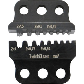 Пресс-матрица для кабельных наконечников Intercable 25-25, 2x0,2x0,2x1 мм, 5 мм2