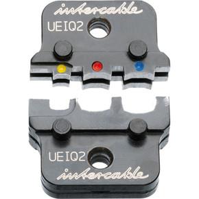 Матрица обжимная для изолированных наконечников Intercable, 0.1-2.5 мм2