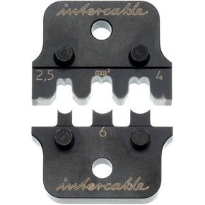 Матрица обжимная для фотоэлектрических разъемов Intercable тип mc3, 2,5 мм2