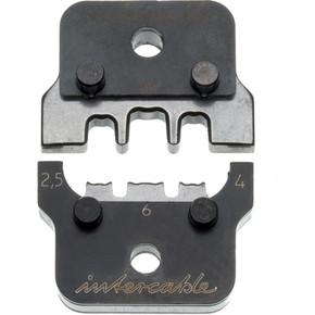 Матрица обжимная для фотоэлектрических разъемов Intercable тип мс4, 2.5-6 мм2
