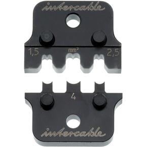 Матрица обжимная для фотоэлектрических разъемов Intercable тип mс4, 1.5-4 мм2