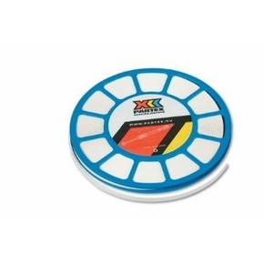 Плоский профиль Partex PP+110, жёлтый, диск, 17 м