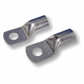 wtz15229 - Трубчатый медный луженый наконечник ТМЛ с конт.отв. евро-стандарт 16мм2 М6 Weitkowitz уп/