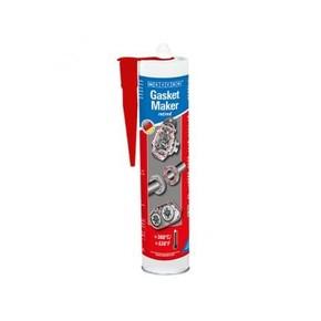Weicon Gasket Maker - Прокладка силиконовая жидкая gasket maker красная, Красный, 310мл.