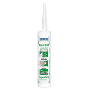 Weicon Flex 310 M Super-Tack - Клей-герметик химический крепеж flex super-tack, Белый, 290мл.