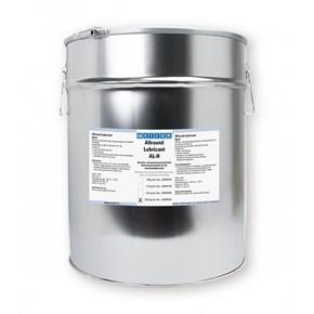 Weicon AL-H - Смазка высокотемпературная для пищевого оборудования жировая al-h 25000, Желтовато - белый, 25кг.