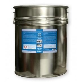 Weicon GMK 2410 - Клей конструкционный для склеивания резины с металлом gmk 2410, Коричневатый, 25кг.