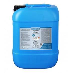 Weicon Fast Cleaner  - Очиститель для чувствительных материалов пищевой промышленности, Бесцветный мутный, 10л.