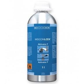 Weicon WEICONLOCK  - Активатор для анаэробов жидкость, Зеленый, 1л.