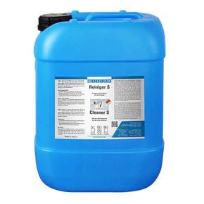Weicon Cleaner S  - Очиститель универсальный жидкость cleaner s, Бесцветный мутный, 10л.