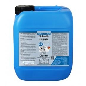 Weicon Fast Cleaner  - Очиститель для чувствительных материалов пищевой промышленности, Бесцветный мутный, 5л.