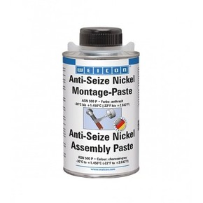 Weicon Anti-Seize Паста никель - Паста монтажная для экстремальных условий anti-seize, Антрацид,  500г.