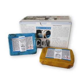 Композит эпоксидный универсальный Weicon epoxy resin putty, пластическая замазка (wcn10500800)