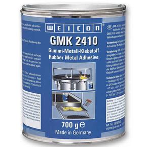 Weicon GMK 2410 - Клей конструкционный для склеивания резины с металлом gmk 2410, Коричневатый, 700г.