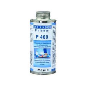 Weicon P 400  - Праймер для полиолейфинов p 400 tpe, pe, pp, Янтарный, прозрачный,