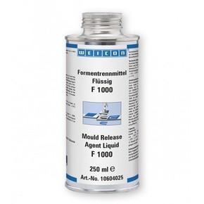 Weicon F1000  - Агент разделительный жидкий разделительный жидкий агент f1000, 250 мл, Белый, 250мл.