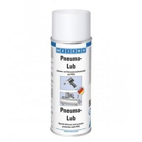 Weicon Pneuma Lub - Смазка для пневматических систем антикоррозионная с ptfe, Желтоватый прозрачный, 400мл.