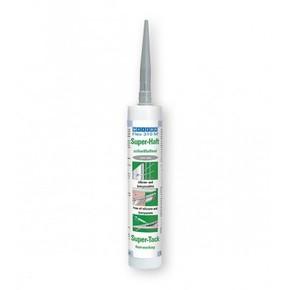 Weicon Flex 310 M Super-Tack - Клей-герметик химический крепеж flex super-tack, Серый, 290мл.