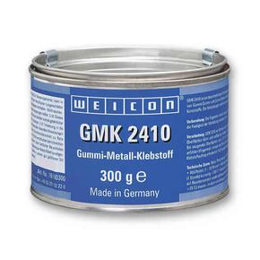 Weicon GMK 2410 - Клей конструкционный для склеивания резины с металлом gmk 2410, Коричневатый, 300г.