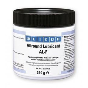 Weicon AL-F - Смазка жировая для пищевого оборудования al-f 350, Белый, 350г.